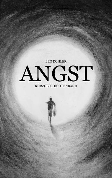 """Buchcover """"Angst"""""""