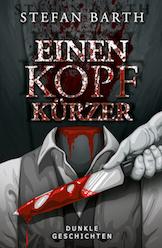 """Buchcover """"Einen Kopf kürzer"""""""